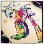 Zonic 02 by LegendWaker