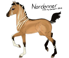 Cappuccino 1777 - foal design by ThatDenver