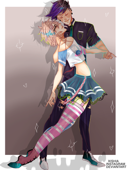 C | come dance with me by Xishia