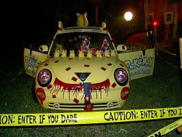 Crime Scene by pikabellechu