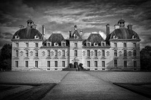 Cheverny castle by rhipster