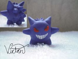 94 Gengar by VictorCustomizer