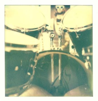 Drums by InstantPhotographer