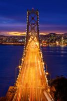 Bay Bridge by porbital