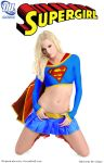Taylor Swift as Supergirl (Fake) by DrVillain