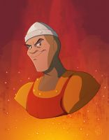 Dirk The Daring by Phil-Crash-Murphy
