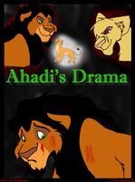 Ahadi's Drama cover by Gemini30