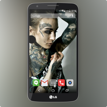 My Android - Mars 2014 by hundone