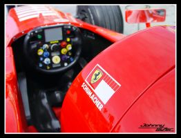 Ferrari F1 by Johnny-Lazer