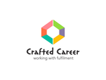 Crafted Career Logo by Frank3nste1n