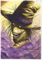 scarecrow color by LucaStrati