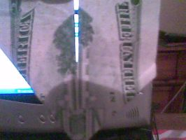Money hides things by Sonyie