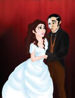 Disney's Phantom of the Opera by TheScarecrow6