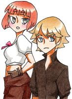 at: claus and lavie by PastelPyre