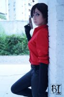 Ada Wong - Biohazard 6 by juliettebelle