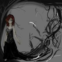 Ghost Girl by revois