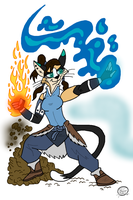 Avatar State, Meow Meow! by UncleScooter