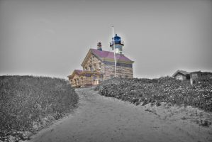 Path to the Light House by itcanbdone