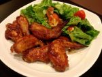 Habanero Hot Buffalo Wings by PoodleSchmoodle