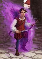 Critical Role - Scanlan by Darantha