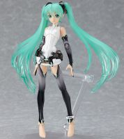 figma Miku Hatsune: Append ver! by Rock25Chan