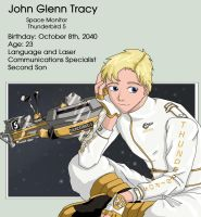 TBAS: John Tracy by ode2sokka