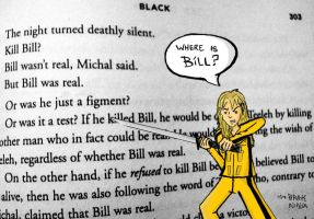 Kill Bill? by the-PirateNinja