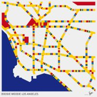 BOOGIE WOOGIE LOS ANGELES by Chungkong