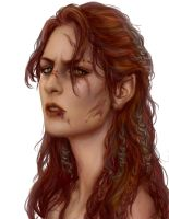 Rhona commission [2] by AnnaHelme