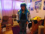 Aoba cosplay complete! by Samonsea