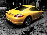 Porsche Cayman S by SAVENTAS