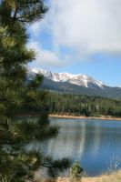 Catamount Reservoir Hiking Trail by Voldemorton
