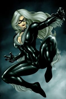 Black Cat by fernandogoni