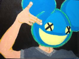 Deadmau5 by Sonny-Daze