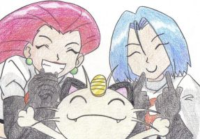 Team Rocket :D by ccootttt