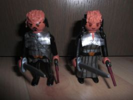 Klingons by SciFiRocker