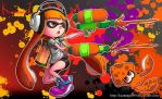 Splatoon by KUZANAGI009