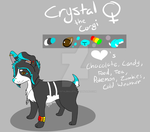 Crystal Updated Ref 2015 by CrystalBullet1