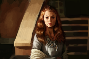 Sansa Stark by laurenjacob