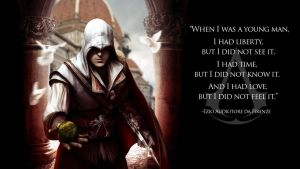 AC Ezio wallpaper HD by heenriko