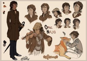Character profile: Omar by erwil