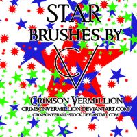Star Brush by crimsonvermil-stock