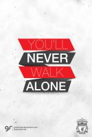 you'll never walk alone by grazrootz