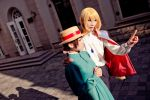 Howl's Moving Castle- Can I help by Sakina666