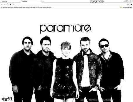 Paramore by hr91