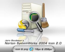 Norton SystemWorks 2004 by weboso