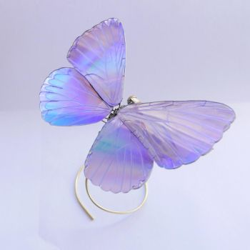 Watch Parts Butterfly with CD wings by AMechanicalMind