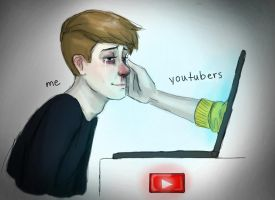 - youtubers - by Welcome-To-Nerd-Vale