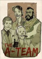 The A-Team by DenisM79