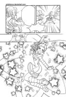 Rainbow Brite doujinshi pg 5 by solipherus